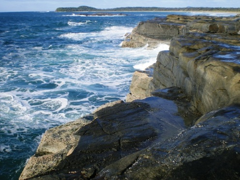 Frazers Reef - the Outcrop to the South