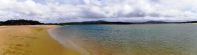 Plenty of shoreline to fish