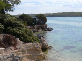 Pristine Waters at Coffin Bay - SA