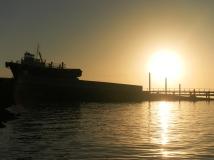 Serious sunrise at Port Lincoln - SA