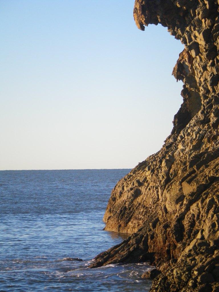 Nice steep edges