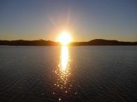 Causeway Lake - Sunset