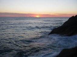 Dawn - but no fish