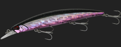 The DUO Beachwalker MD 120 - great for casting in the wind