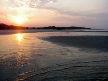 A great sunrise at Buckleys Hole