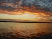 A pretty good sunrise on the way