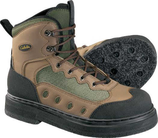 Cabelas rock fishing boots