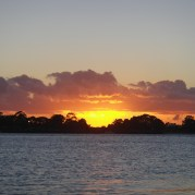 Another spectacular autumn sunrise