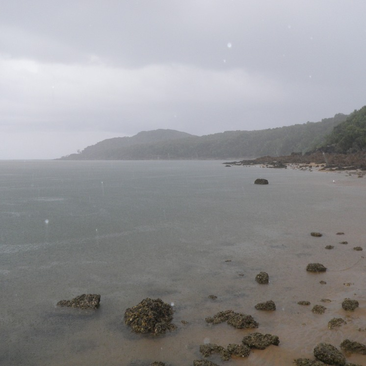 Round Hill Creek - Plenty of rain