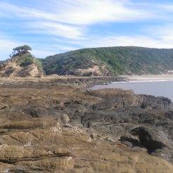 Five Rocks Beach - fishing on the north side