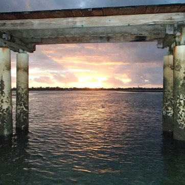 Bribie sunrise