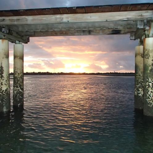 Bribie sunrise