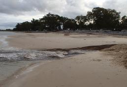 Draining the tidal pool