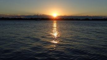 Usual great sunrise
