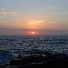 Middle Bluff sunrise