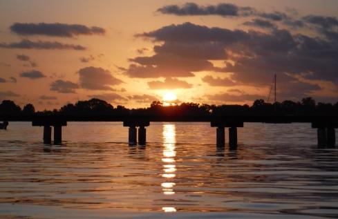 The usual amazing sunrise