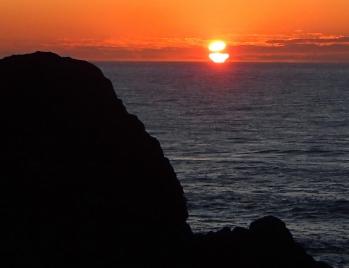Hat Head sunrise