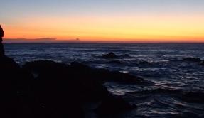 In position pre-dawn