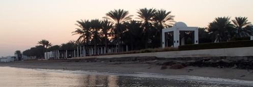 The beach - pre dawn