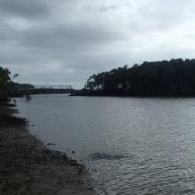 Land based near Brisbane