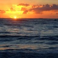 Shark Bay sunrise
