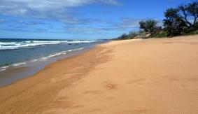 Flat Rock - my favorite beach