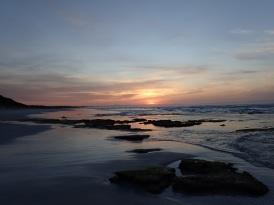 Almonta Beach sunrise